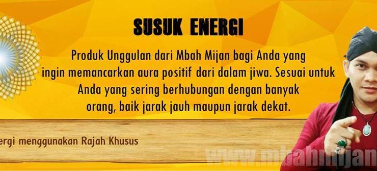 susuk energi