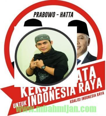 Ramalan Jokowi Prabowo