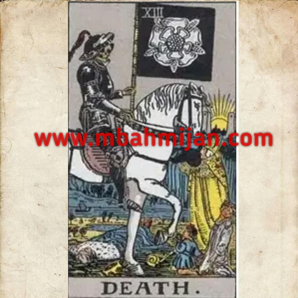 kartu tarot death