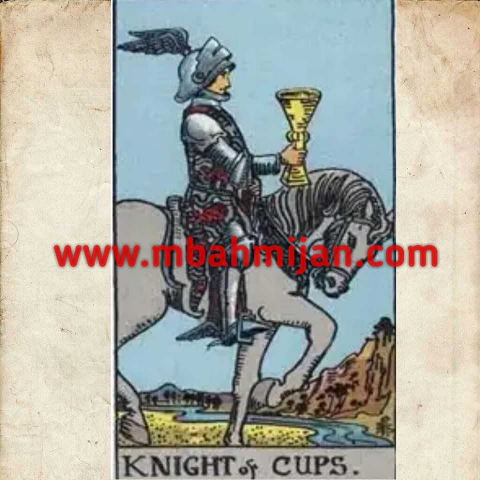 kartu tarot knight of cups