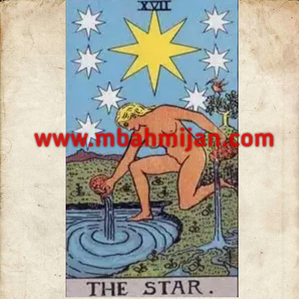 kartu tarot the star