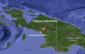 Alamat Dukun Kabupaten Asmat