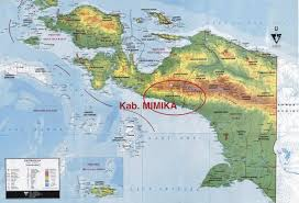 Alamat Dukun Kabupaten Mimika