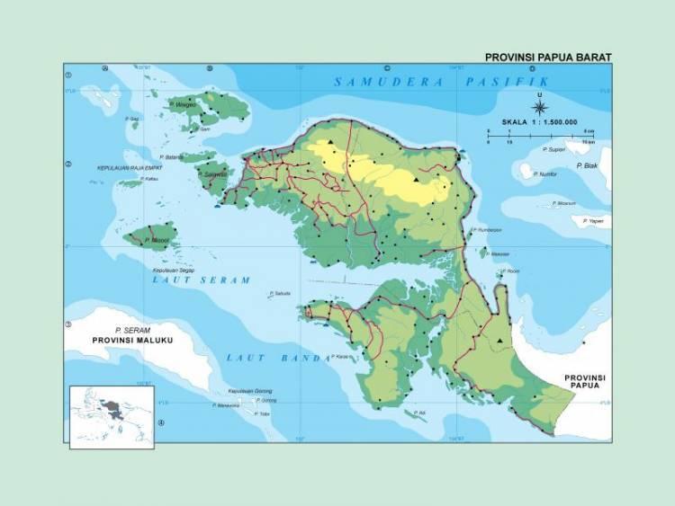 Alamat Ahli Penerawangan Papua