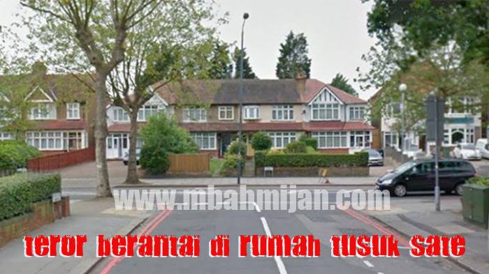 Teror Berantai Di Rumah Tusuk Sate