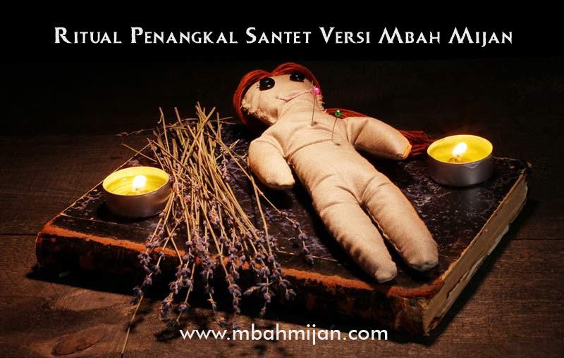 Ritual Penangkal Santet Versi Mbah Mijan