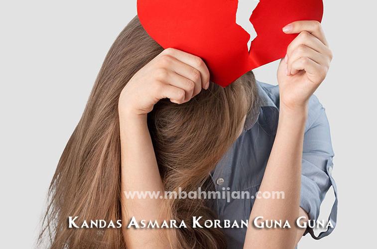 Kandas Asmara Korban Guna Guna