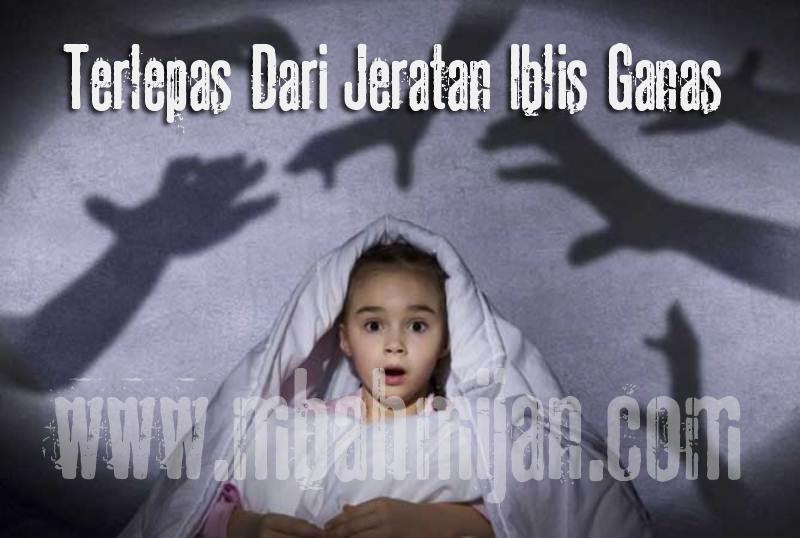Terlepas Dari Jeratan Iblis Ganas